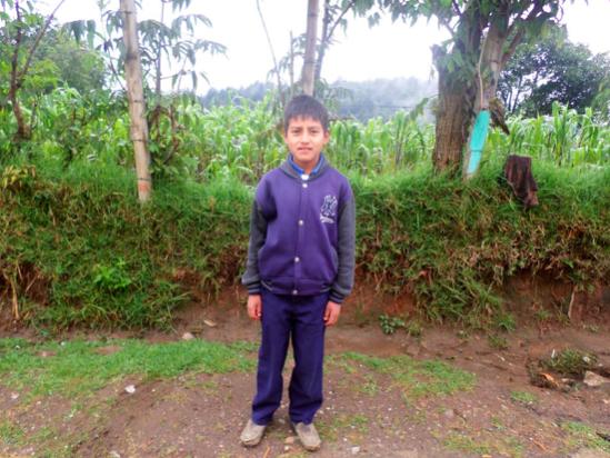 Die Geschichte von Jonathan Coxaj Xiloj Jonathan besucht zur Zeit die 4. Klasse der Grundschule einer staatlichen Schule in Guatemala. Die Schule befindet sich in einer kleinen Aldea in der Nähe des Stadtzentrums Momostenangos.  Er und seine sieben Geschwister - vier Schwestern und drei Brüder - sind seit 2014 Waisen. Da die finanziellen Umstände es nicht anders ermöglichen, besuchen nur drei der acht Geschwister eine Schule. María, seine Schwester, besucht die 6. Klasse der Grundschule und Rosario, die andere Schwester, die 3. Klasse derselben Grundschule.  Jonathan ist sehr lerneifrig und jeden Tag sehr gerne in der Schule. Die Geschwister leben zusammen mit ihrem großen 22 Jahre alten Bruder, welcher sie so gut es geht mit Nahrungsmitteln und Bildung versorgt.  Vielen herzlichen Dank für Deine/Eure Unterstützung.  Yannic Wexenberger Yalla Yalla Kultur hilft! e.V.